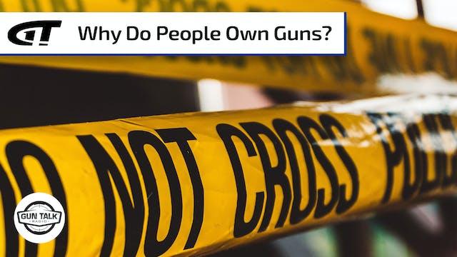 More Guns Do Not Equal More Crimes