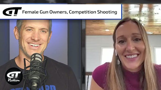 More Female Gun Owners & Products; Co...