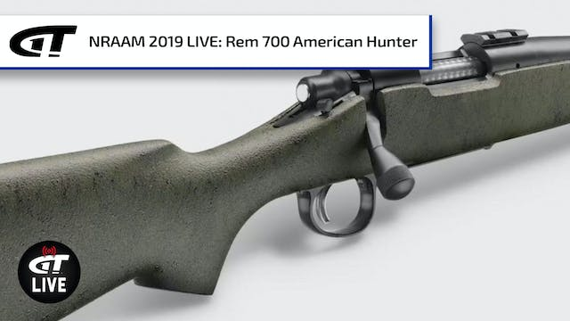 Remington Model 700 American Hunter