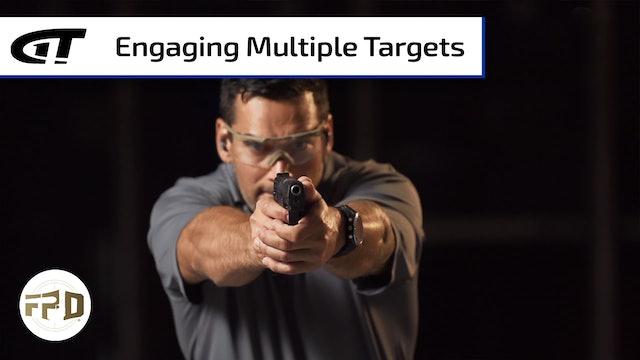 Engaging Multiple Targets - Competition v Self-Defense