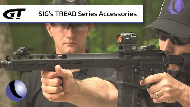Sig Sauer's Tread Series for Total AR Customization