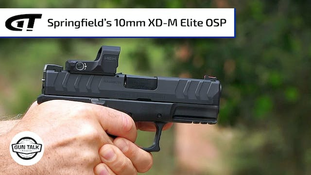 Springfield Armory Adds 10mm to XD-M ...