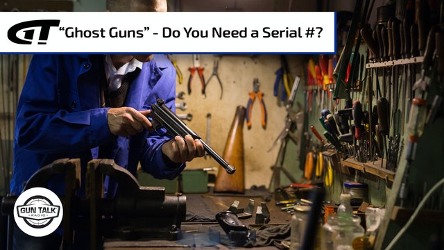 Ghost Guns and Serial Numbers - Know the History