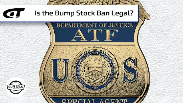 Updates on Bump Stock Ban Lawsuit