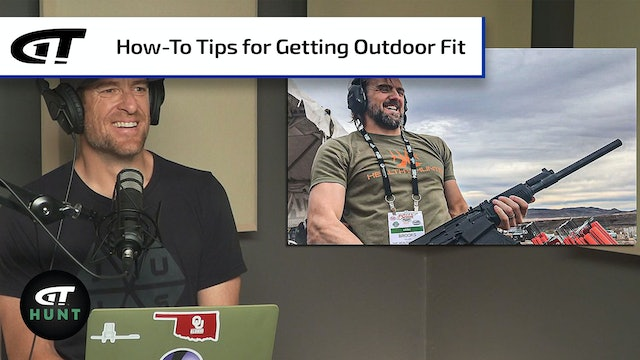 How to Get in Hunting Shape