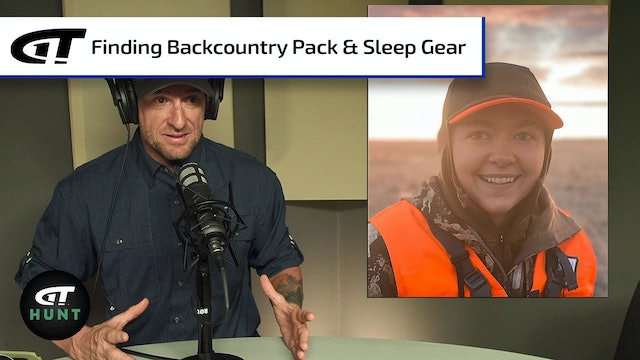 Finding the Right Backcountry Pack and Sleep System Gear