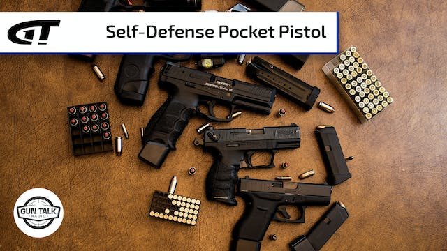 Choosing a Compact Gun for Pocket Carry