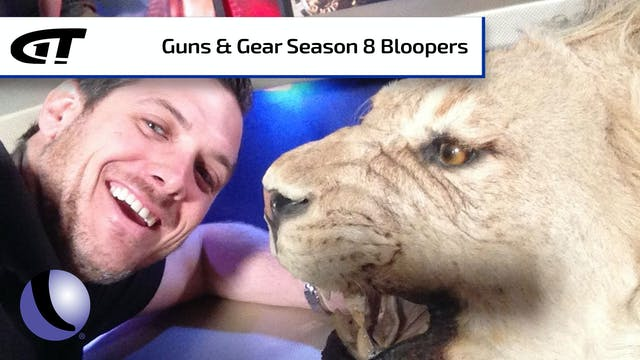 Guns & Gear Bloopers - Season 8