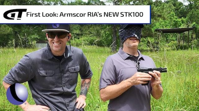 Armscor / Rock Island Armory's STK100
