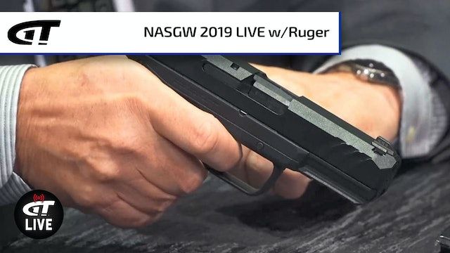 New Ruger American Rifle - Hunter Model, First Look at the Security-9 Pro