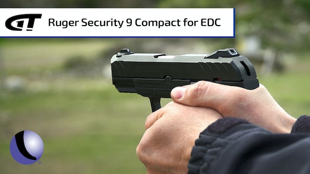 Ruger Security 9 Compact - Easy and Affordable Every Day Carry