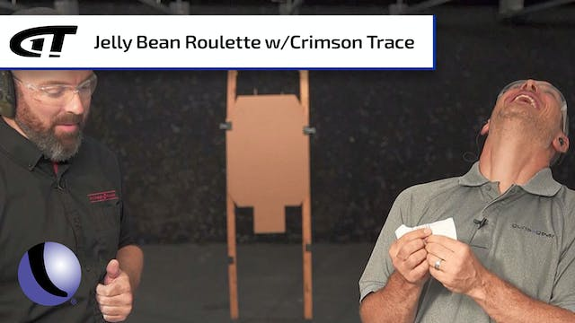 Jelly Bean Roulette with Crimson Trac...