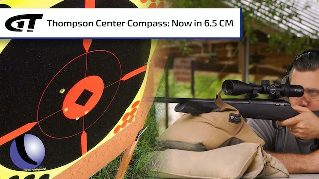 More Bang for your Buck - The T/C Compass, now in 6.5 Creedmoor
