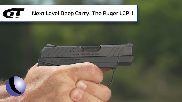 Ruger's LCP II for Long Distance?