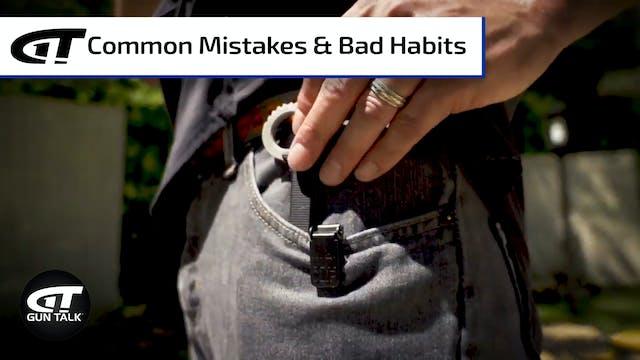 Blade School Prep: Avoiding Common Mi...