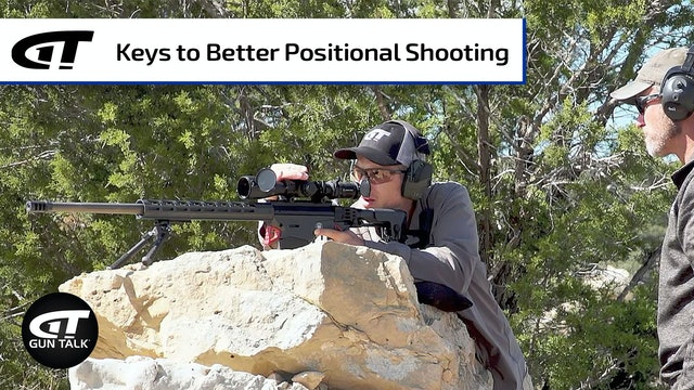 Mastering Six Common Shooting Positions | Gun Talk