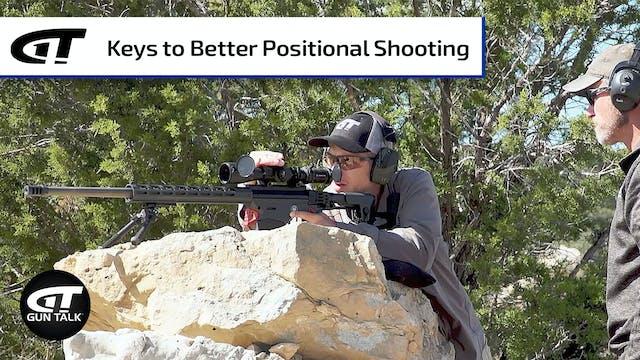 Mastering Six Common Shooting Positio...
