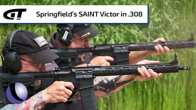 Springfield Armory SAINT Victor - Now...