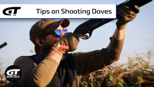 Dove Hunting Tips