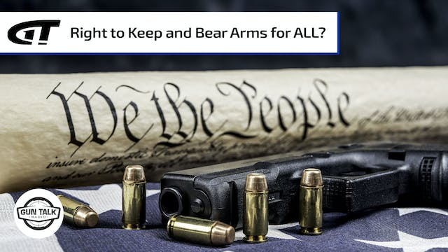 Is There A Right to Keep and Bear Arms?