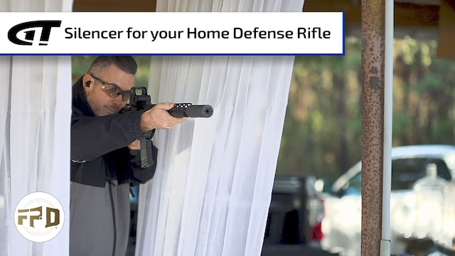 Yes, You Should Use a Silencer on your Home Defense Rifle