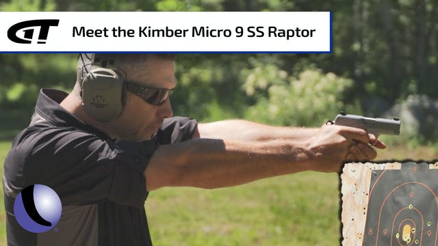 Concealable Power - Kimber's Micro 9 ...