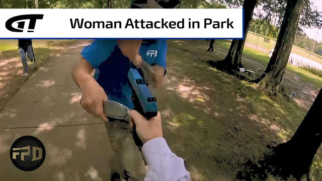Woman Attacked in Park