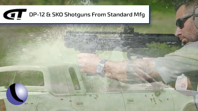 Cool New Shotguns from Standard Manuf...