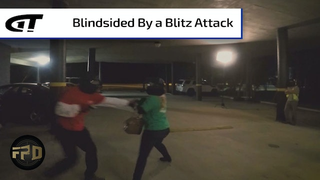 Woman Attacked in Parking Garage