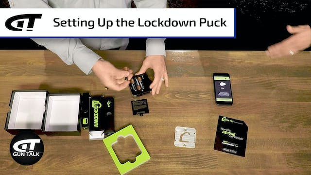 How to Set Up the Lockdown Puck