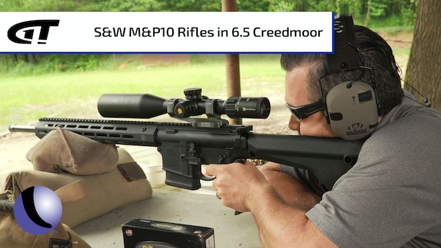 Lots of Power, Quick Follow-Up - Smith & Wesson's M&P10 PC in 6.5 Creedmoor