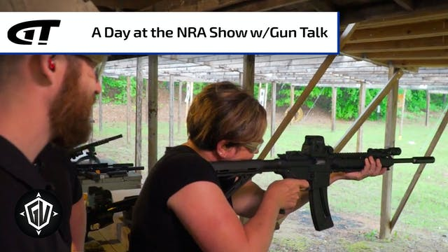 A Day at the NRA Show: P4
