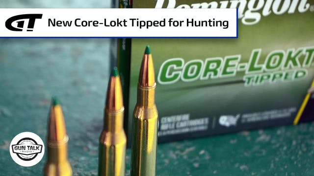 New Core-Lokt Tipped Hunting Ammo fro...