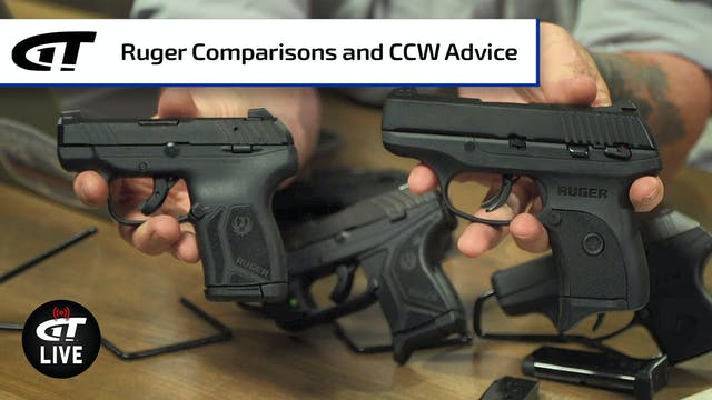 Ruger LCP MAX; CCW Advice