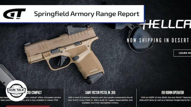 Hellcat, SAINT Victor Range Report