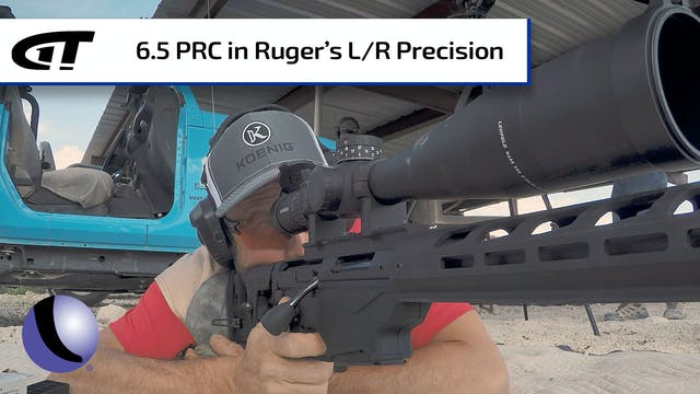 Ruger's 6.5 Cartridge Long Range Prec...