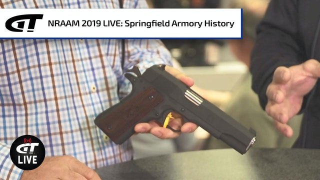 Springfield Armory Over the Years, New Products