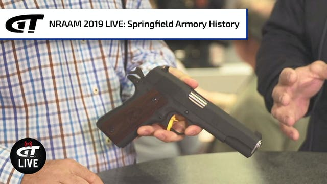 Springfield Armory Over the Years, Ne...