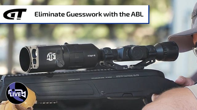 Get More with ATN's ABL Rangefinder
