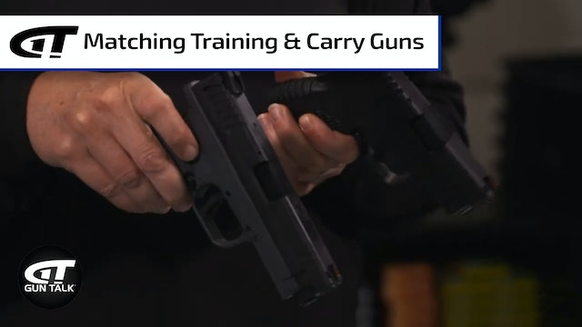 Gun 101: Matching Guns for Training & Concealed Carrying