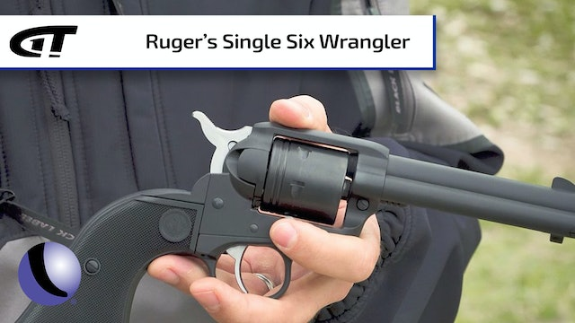 Ruger's Single-Six Wrangler Revolver
