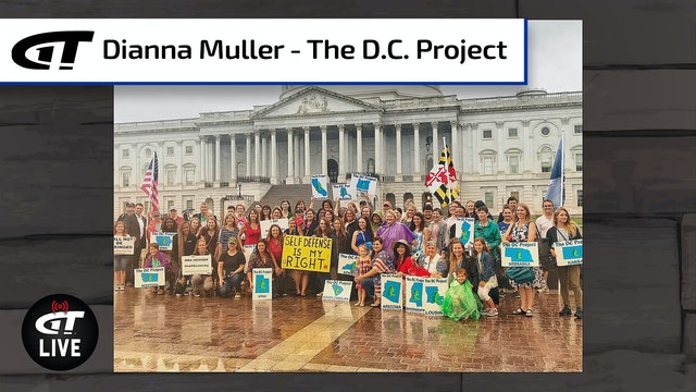 Dianna Muller, Gun Rights, and The D.C. Project