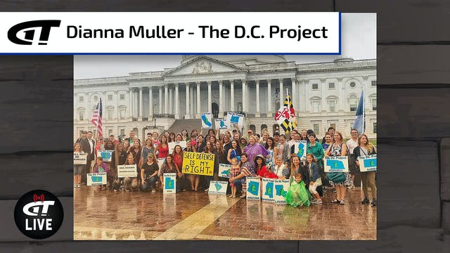Dianna Muller, Gun Rights, and The D....