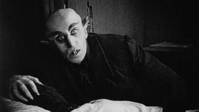 Nosferatu (1922; with original soundtrack by Richard Feren)