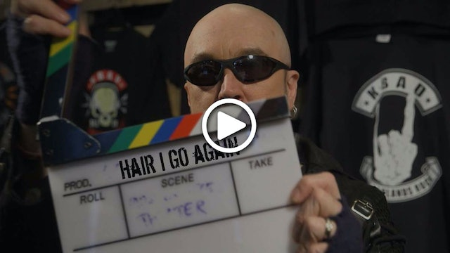 Hair I Go Again | Ron Keel Theatrical Intro