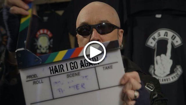 Hair I Go Again | Ron Keel Theatrical...
