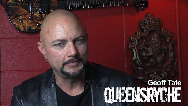 Behind the Screen | Geoff Tate of Queensrÿche / Operation: Mindcrime