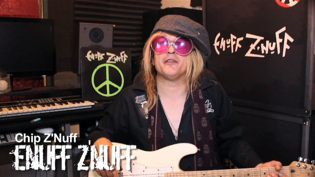 Behind the Screen | Chip Z'Nuff & Johnny Monaco of Enuff Z'Nuff