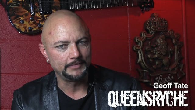 Extended Artist Interviews #4: Geoff Tate of Queensrÿche / Operation: Mindcrime