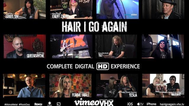 Hair I Go Again Digital HD Download & Streaming